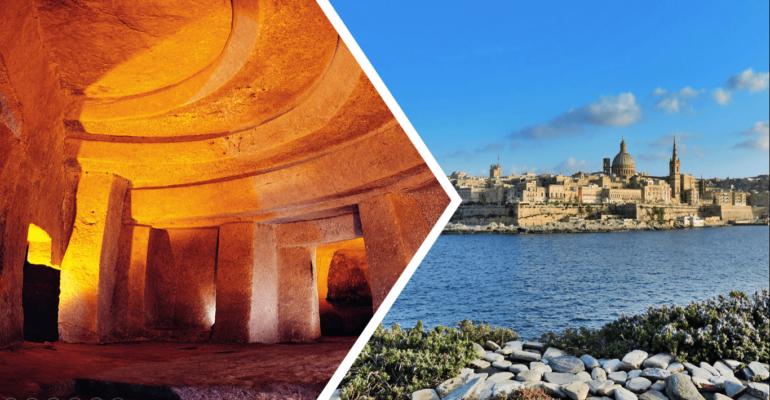 Chroniques de Malte: L'archipel aux 7000 ans d'histoire